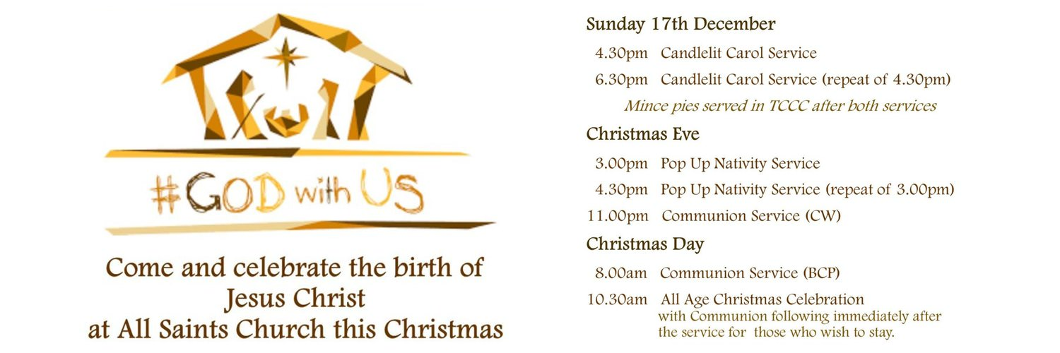 Christmas Service at Trull Church